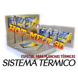 Láminas Encuadernación Térmica 36x37 Cm 250 Gr.