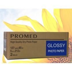 Papel Dry Lab 12,7 x 65 Glossy