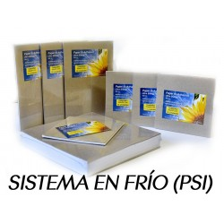 Láminas Encuadernación Frío  Permanente 25x32 Cm